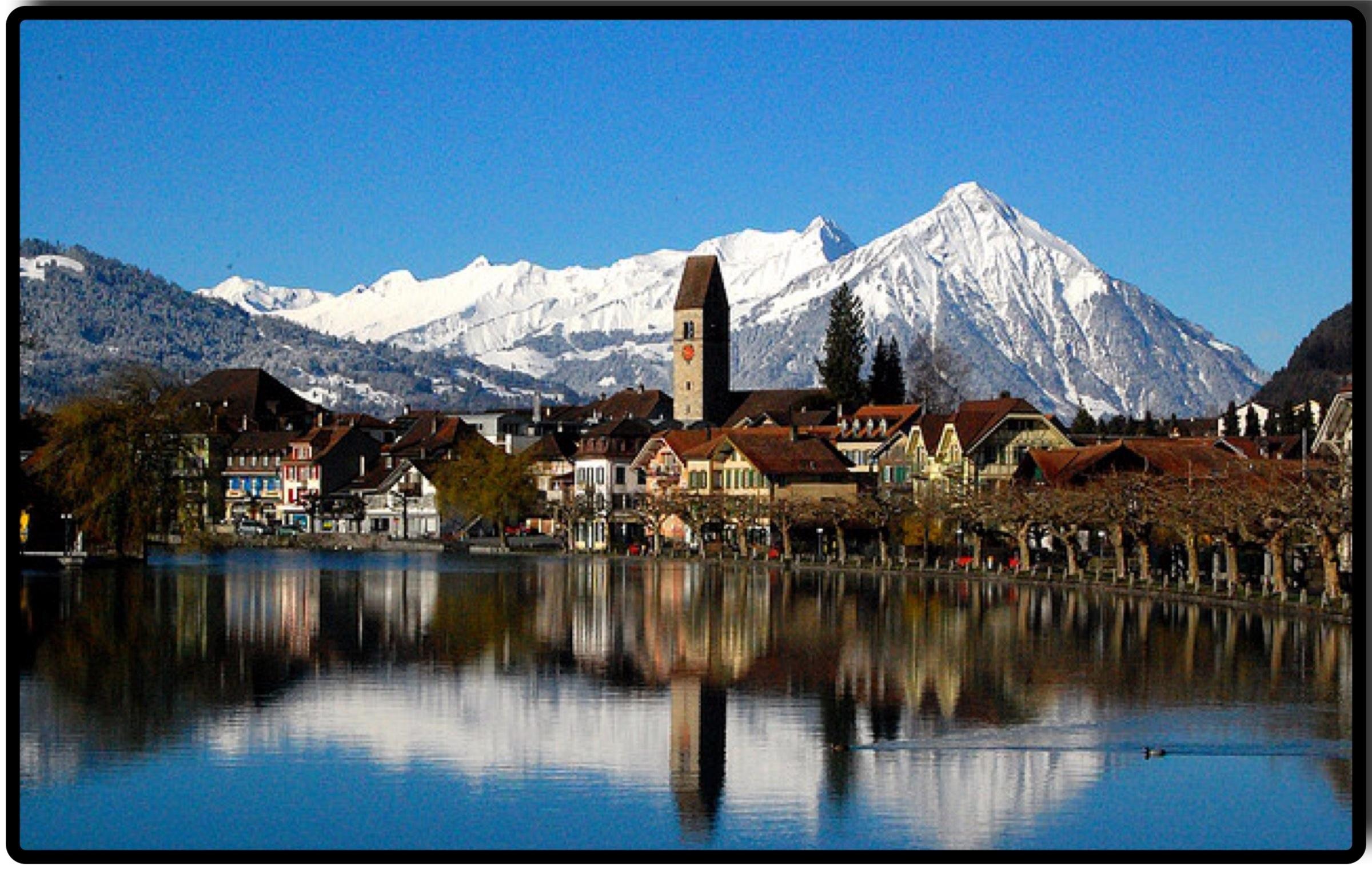 Интерлакен (Interlaken), Швейцария - путеводитель по ...