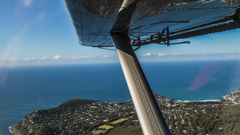 sea planes sydney-19 - Jacek Proniewicz travel blog Beaver